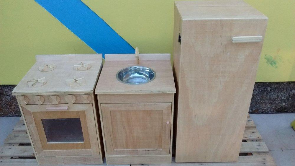 Kit cozinha infantil