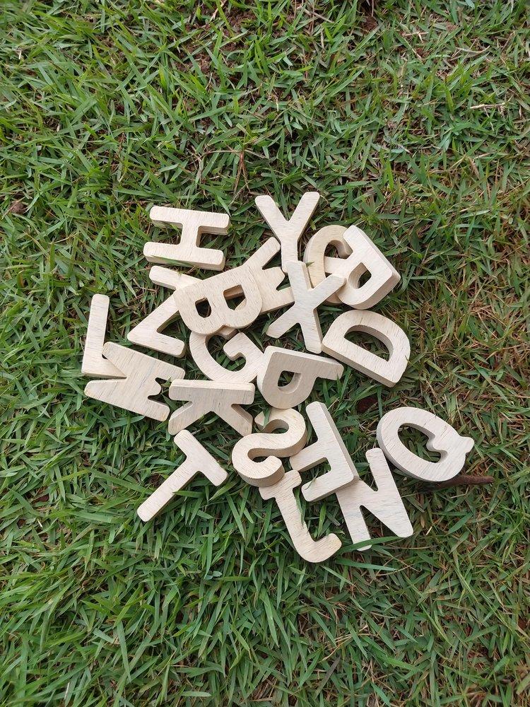 Kit Letras do Alfabeto