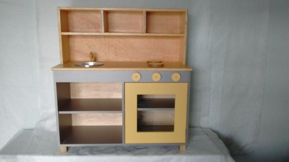 Mini Cozinha Infantil