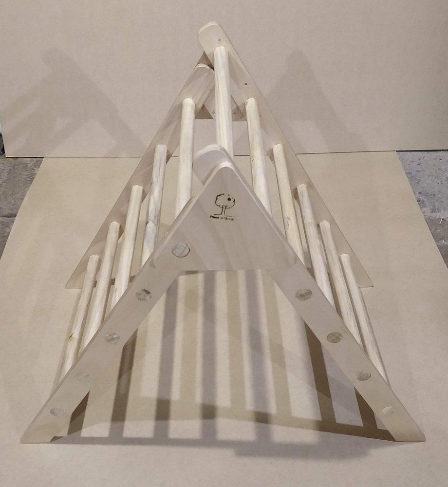 Triângulo Pikler - com rampa