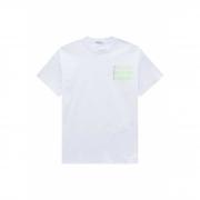 Camiseta Johnny Fox Basico Bordado