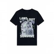 Camiseta Johnny Fox Land Loot