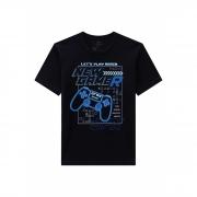 Camiseta Johnny Fox Video Game