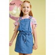 Salopete Infanti Jeans Básico