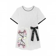 Vestido Infanti Patins