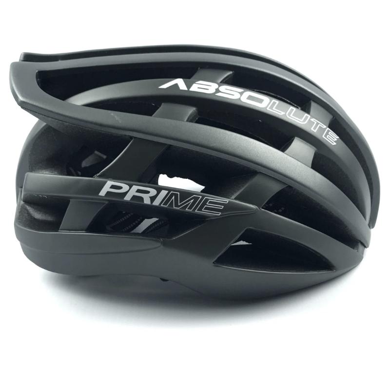 Capacete Absolute PRIME - Cinza escuro