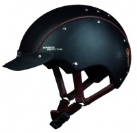 Capacete Casco Spirit Black Brown