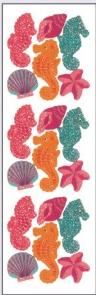 Sticker Cavalinhos Marinhos