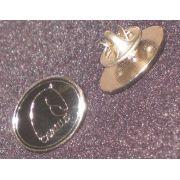 Pin Cavallus para Lapela ou Gravata