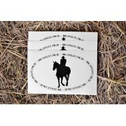 Adesivo Cavallus Cowboy
