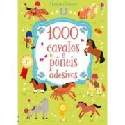 Livro 1000 Cavalos e Pôneis Adesivos