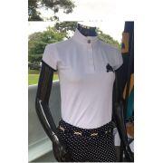 Camisa Polo Feminina Horse S.A