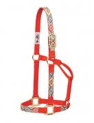 Cabresto para Cavalo de Nylon Weaver  Laranja -35-6781- P15