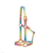 Cabresto de Nylon para Cavalo Weaver arco-íris - 356798 - R1