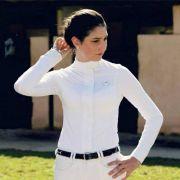 Camisa de Prova Dressur Mangas Longas