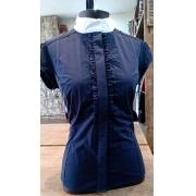 Camisa de Prova Feminina Frilly - Azul marinho