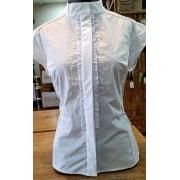 Camisa de Prova Feminina Frilly - Branca