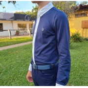 Camisa de Prova Masc ML - Dressur