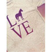 Camiseta Love Euro Horses