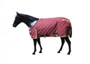 Capa para Cavalo Forrada Aberta no Peito Premium