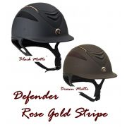 Capacete OneK™ Defender Rose Gold Stripe