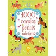 Livro - 1000 Cavalos e Pôneis Adesivos