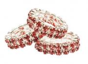 Pacote de Mane Decoration Crystal com 5 unidades cada