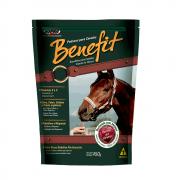 Petiscos para Cavalos Benefit