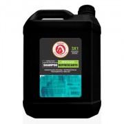 Shampoo Refrescante Hidratante Mentolado para Cavalo 3X1 5 Litros - Brene Horse