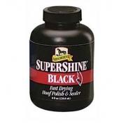 SuperShine Hoof Polish and Sealer 236ml Absorbine - Black