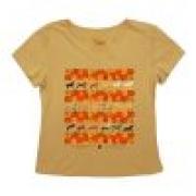 T-shirt Feminina Escaramuça 133