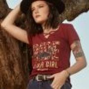 T-shirt Feminina Escaramuça 95