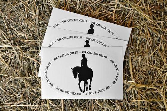Adesivo Cavallus Enduro