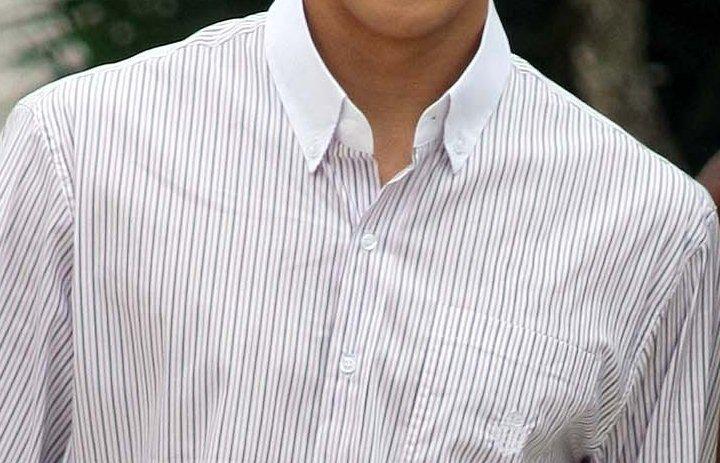 Camisa de Prova Masculina Mangas Curtas