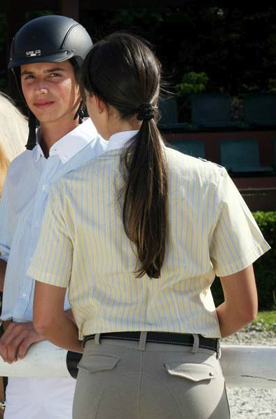 Camisa de Prova Feminina Infantil  Candy