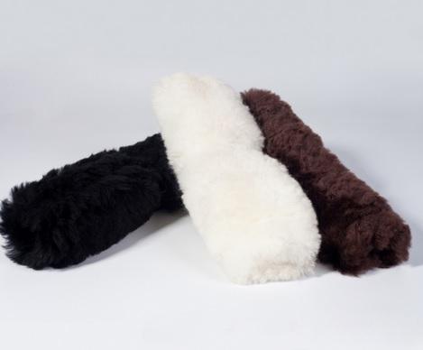 Protetor de Lã Natural para Faceira