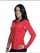 Camisa Kastel Charlotte com Proteção UVP 50+