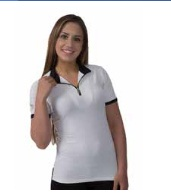 Camisa Kastel Charlotte Manga Curta com Proteção UVP 50+