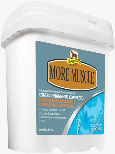 Suplemento More Muscle 3,6kg Absorbine