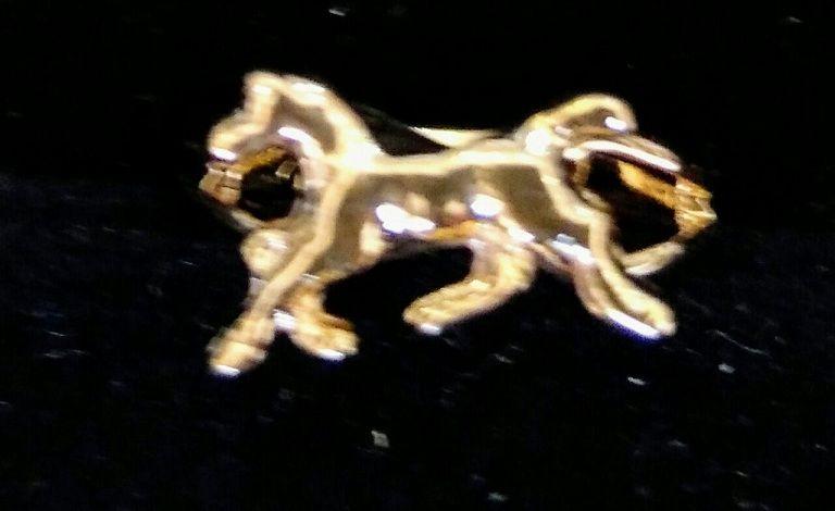 Anel Ajustável - Dourado