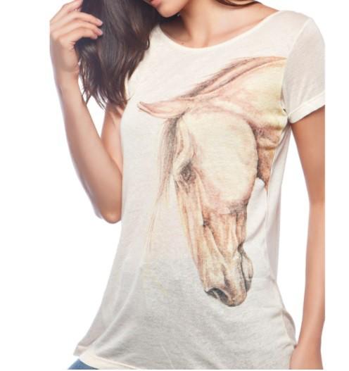 Camiseta T-shirt Feminina Taranto