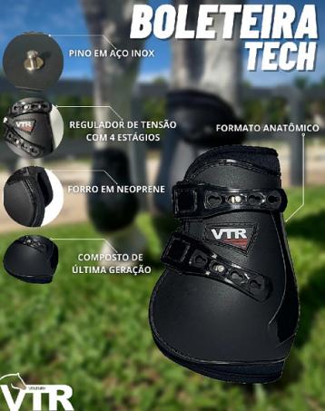 Boleteira VTR Tech Jump Pino