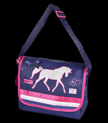 Bolsa Transversal Horse Love