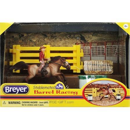 Breyer Stablemates Barrel Racing