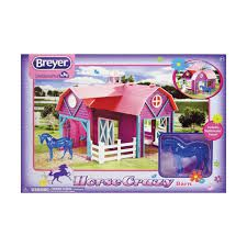 Breyer Stablemates Cocheira Colorida