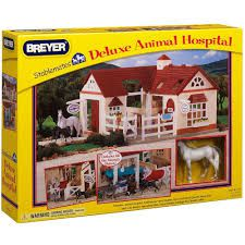 Breyer Stablemates Hospital Veterinário