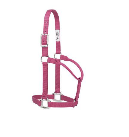 Cabresto Para Cavalo Weaver Rosa - 35-7385-BH