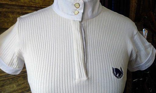Camisa de Prova Canelada Rayures