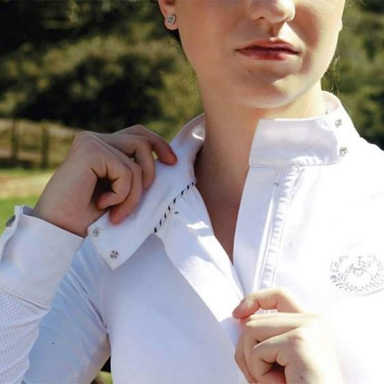 Camisa de prova Dressur  manga longa