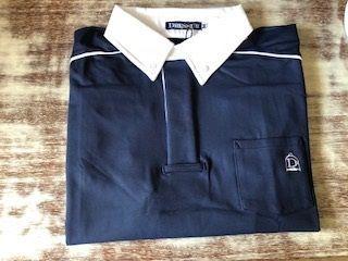 Camisa de Prova Masculina  MC Dressur Com Bolso
